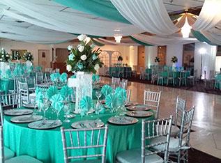 Saphire Ballroom